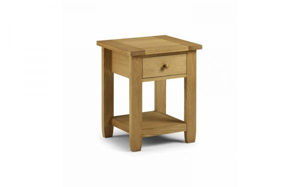 Lyndhurst Bedside Table | 1 Drawer