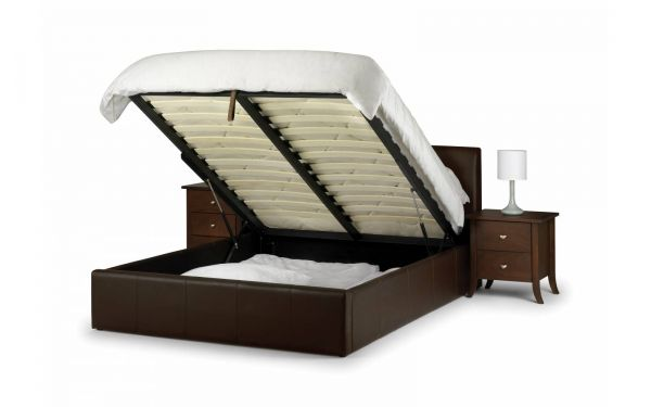 Vienna Storage Bed | Double