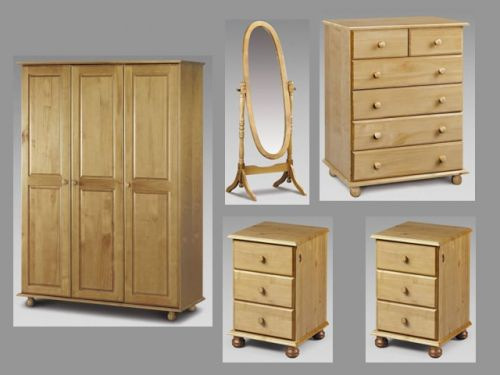pickwick 5 piece bedroom furniture package
