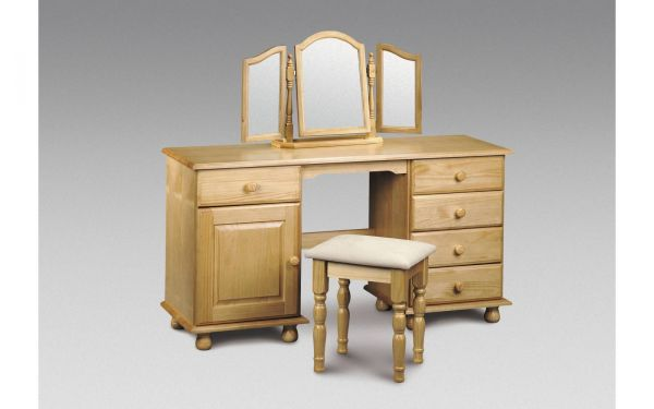 Pickwick Dressing Table | Twin Pedestal