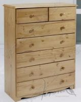Verona Chest of Drawers 5 + 2 Drawer | Antique