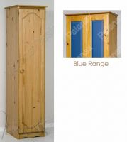 Verona Wardrobe 1 Door | Blue