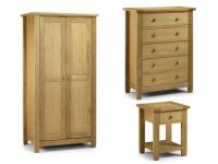 Lyndhurst 3 Piece Bedroom Furniture Package