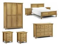 Lyndhurst 5 Piece Bedroom Furniture Package
