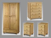Pickwick 4 Piece Bedroom Furniture Package