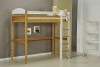 Verona Maximus Highsleeper | White