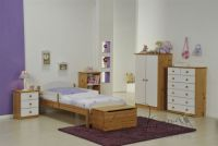 Verona Maximus Single Bed Complete Bedroom Set