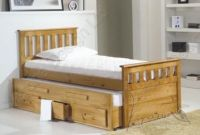 "Verona 3'0"" Bergamo Bed with Pull Out Bed and Three Drawers 